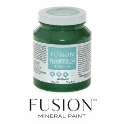 Fusion-Mineral-Paint-Park-Bench