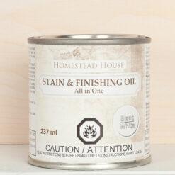Stain & Finishing Oil