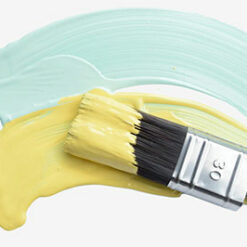 Cling On! Paintbrushes