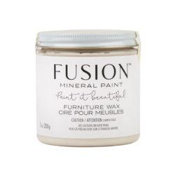 Fusion Furniture wax Clear